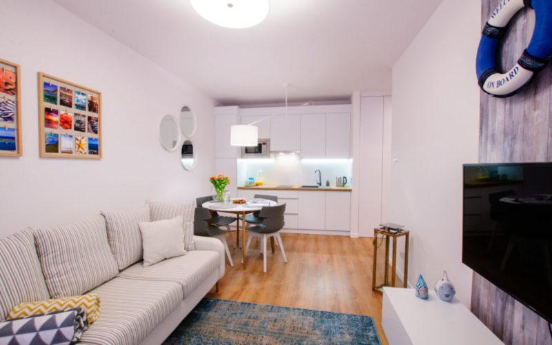 Apartament C004 Polanki Park-4