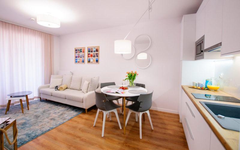 Apartament C004 Polanki Park