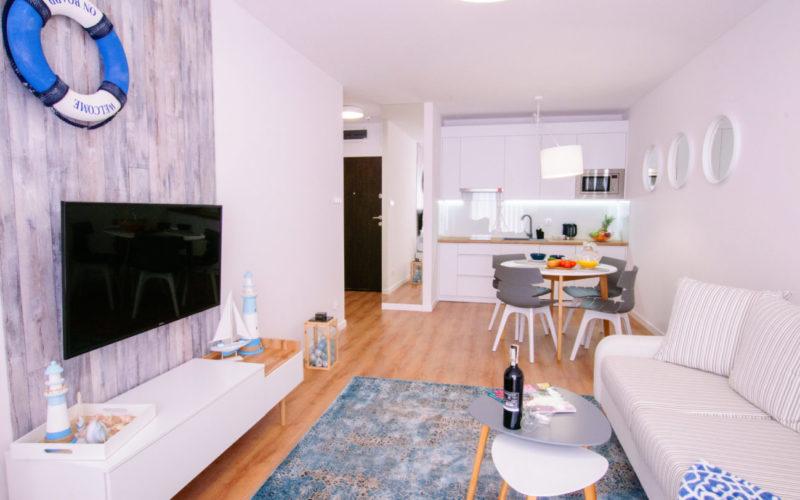 Apartament C005 Polanki Park-7