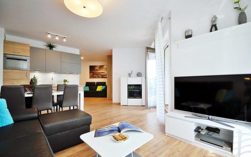 Apartament C101 Polanki Park-4