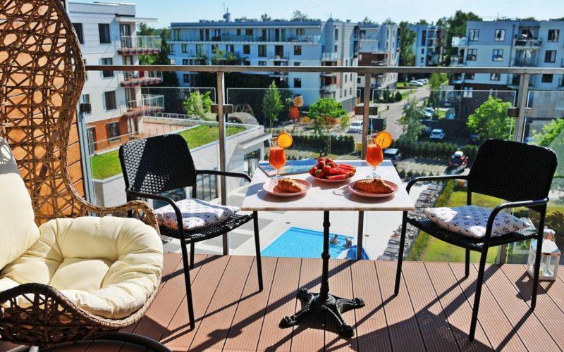 Apartament C404 Polanki Park-10