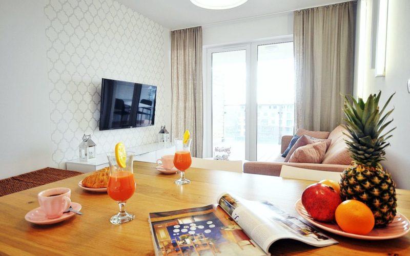Apartament C404 Polanki Park-3