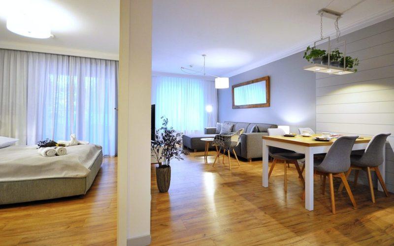 Apartament D008 Polanki Park-4