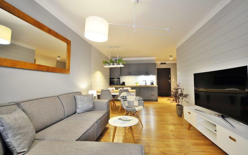 Apartament D008 Polanki Park
