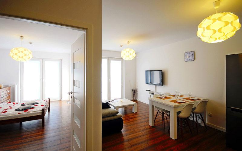 Apartament D101 Polanki-2