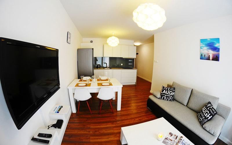 Apartament D101 Polanki