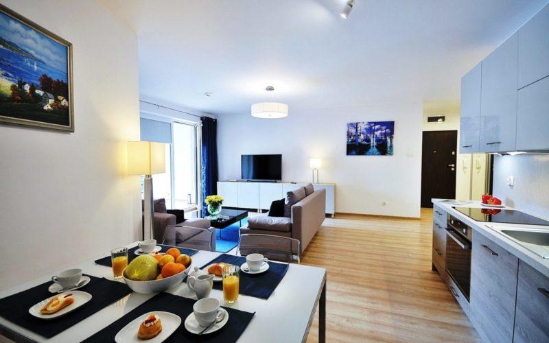 Apartament D103 Polanki Park-3