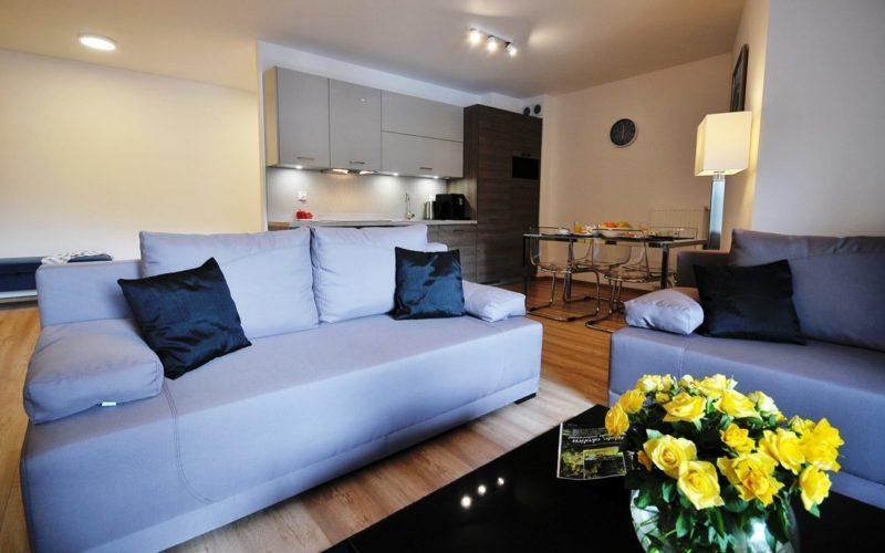 Apartament D103 Polanki Park-4