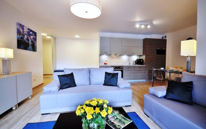 Apartament D103 Polanki Park
