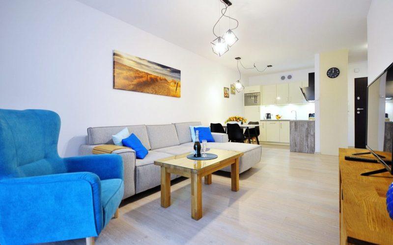 Apartament D104 Polanki Park