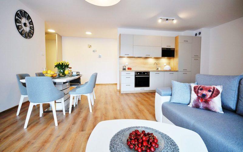 Apartament D203 Polanki Park