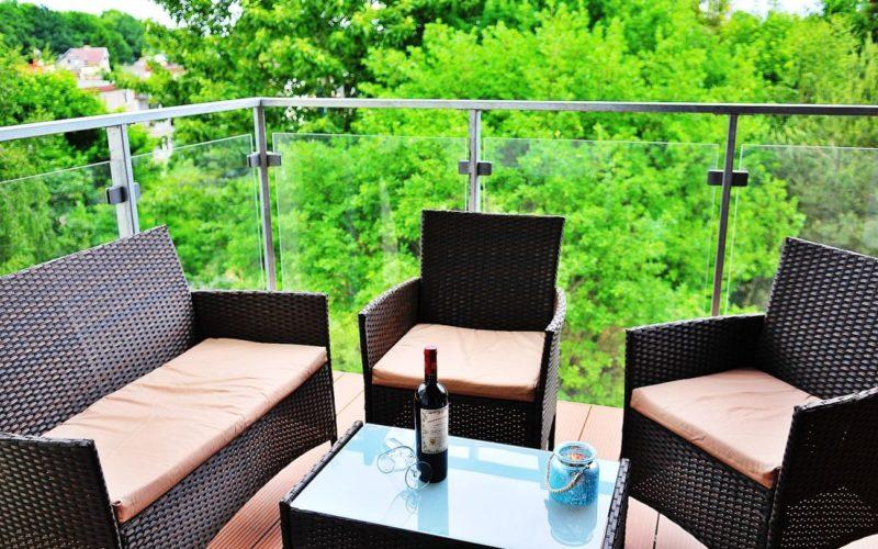 Apartament D301 Polanki Park-10