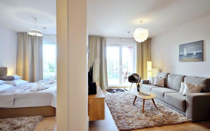 Apartament D304 Polanki Park-5