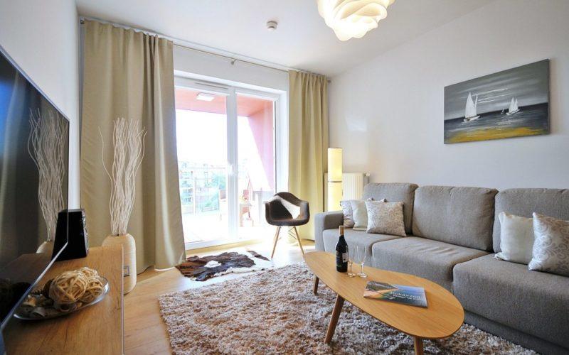 Apartament D304 Polanki Park