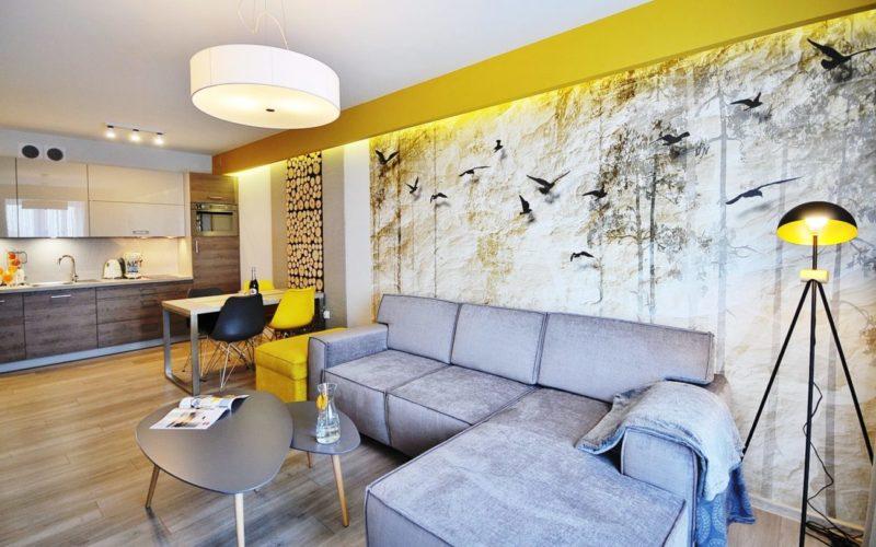 Apartament D402 Polanki Park-5