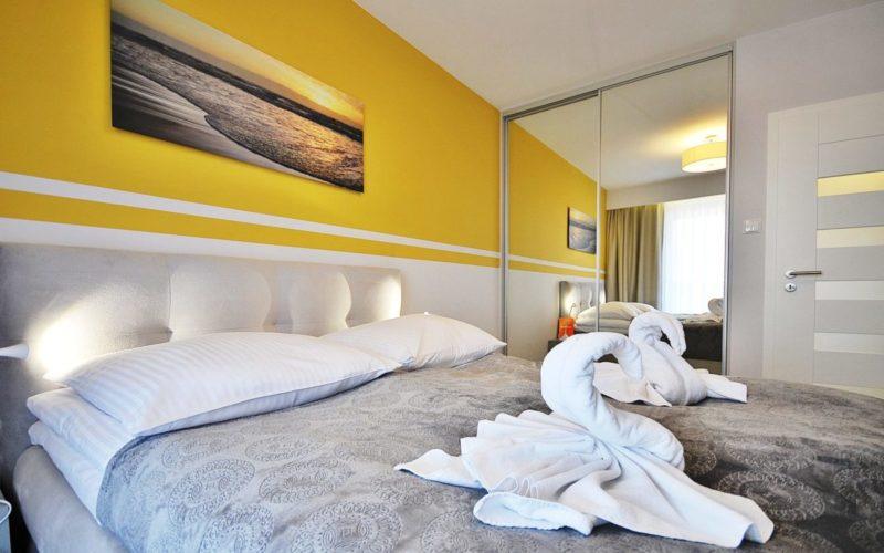 Apartament D402 Polanki Park-8