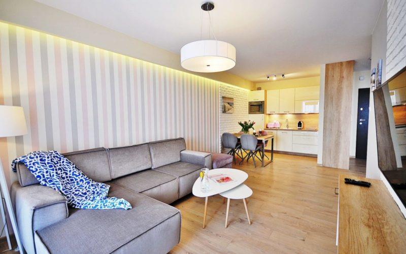 Apartament D404 Polanki Park-4