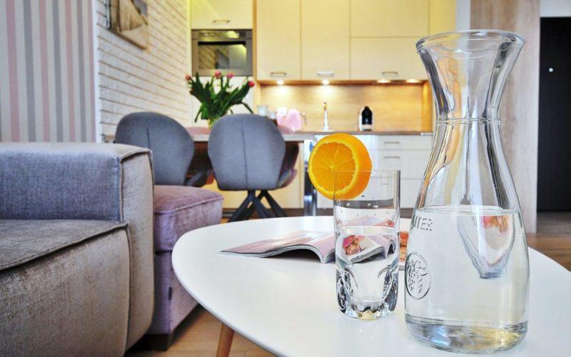 Apartament D404 Polanki Park-5