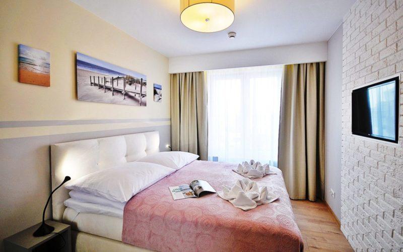 Apartament D404 Polanki Park-8