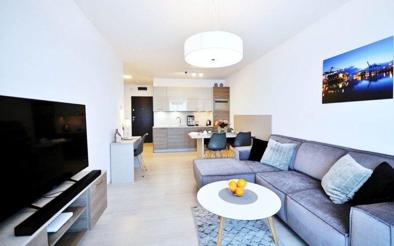 Apartament D406 Polanki Park-2