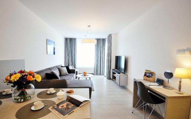 Apartament D406 Polanki Park-3