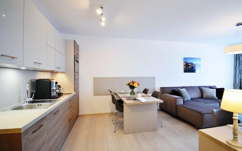 Apartament D406 Polanki Park-4