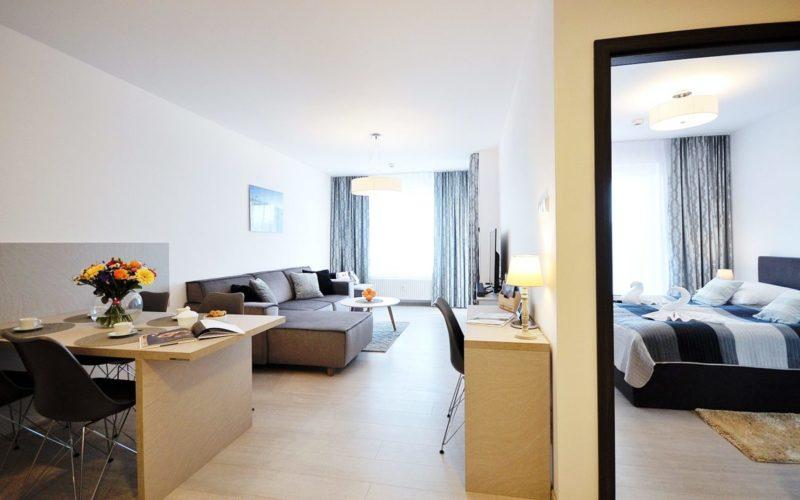 Apartament D406 Polanki Park-5