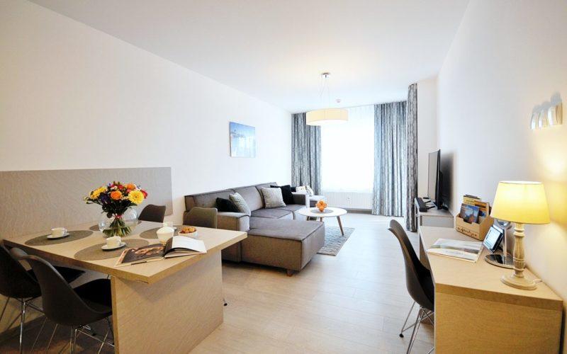 Apartament D406 Polanki Park