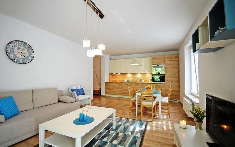 Apartament E006 Polanki