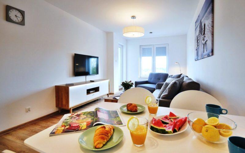 Apartament E202 Polanki Park-3