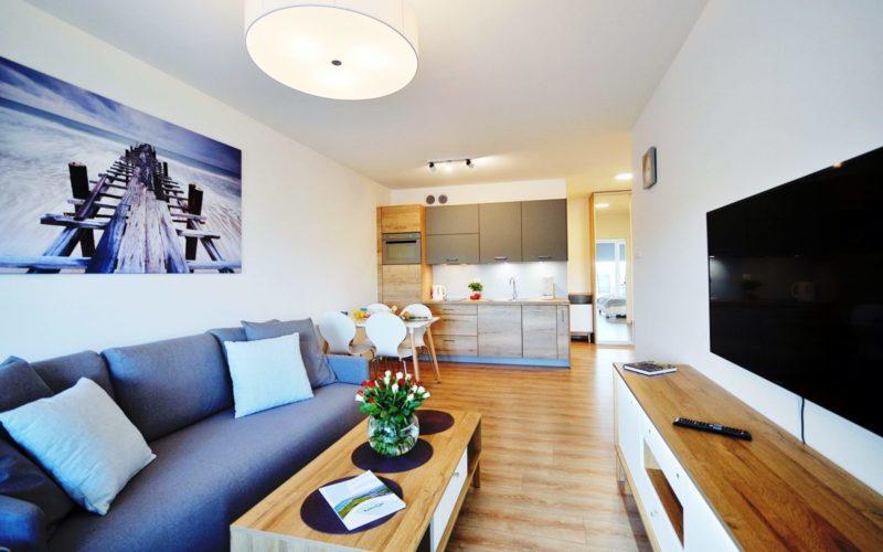 Apartament E202 Polanki Park