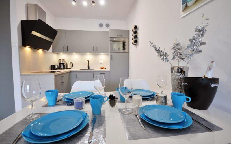 Apartament E205 Polanki Park-4