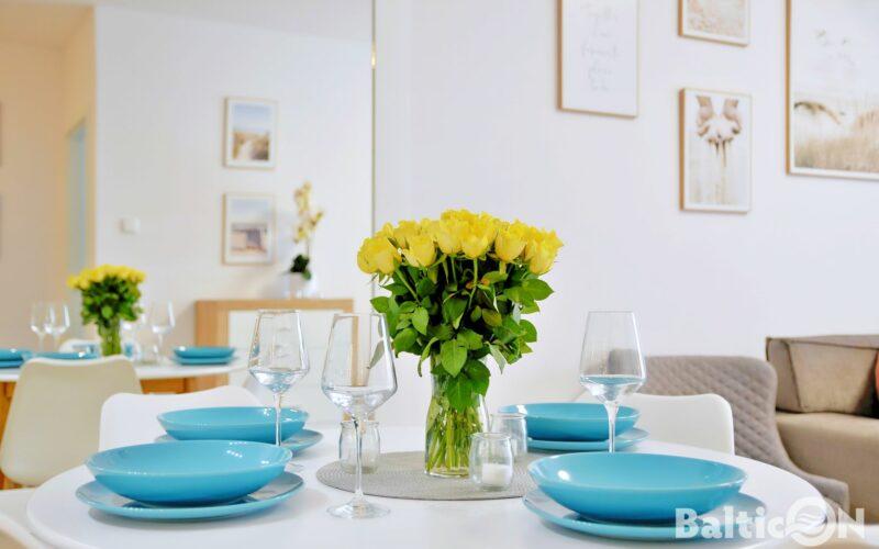 Apartament E205 Polanki Park-5