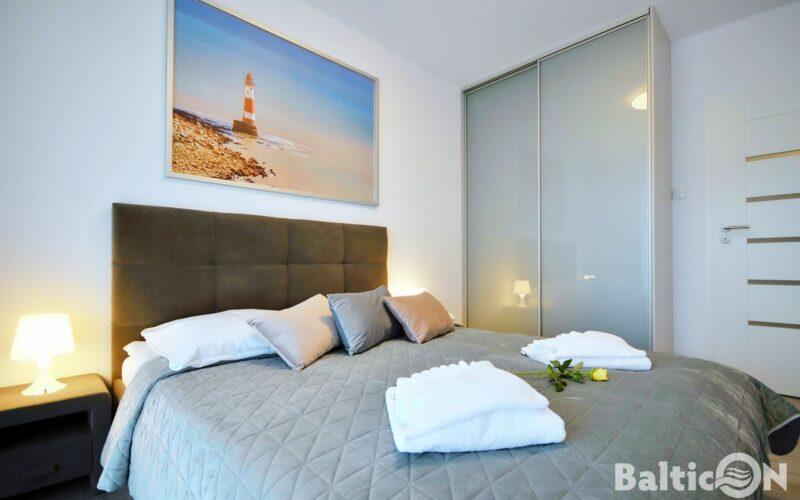 Apartament E205 Polanki Park-8