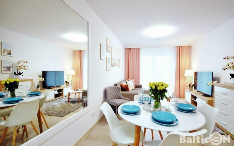 Apartament E205 Polanki Park