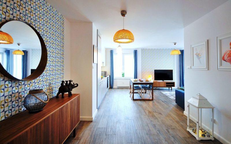 Apartament E207 Polanki Park-5