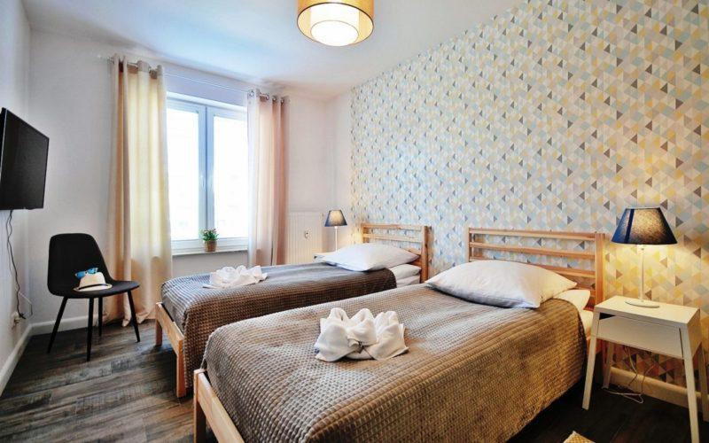 Apartament E207 Polanki Park-8
