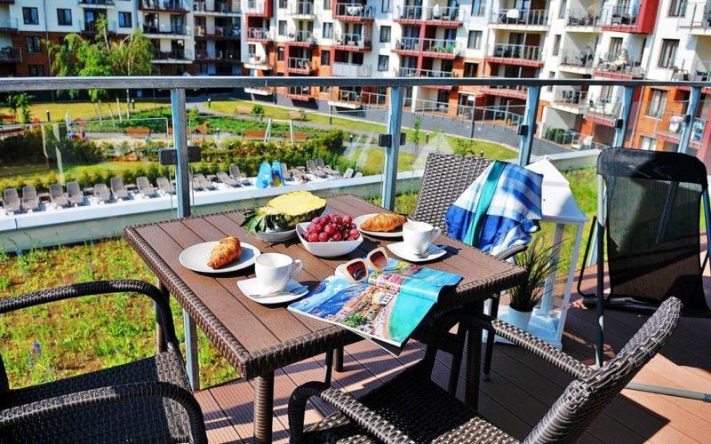Apartament E207 Polanki Park-9