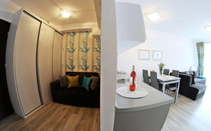 Apartament E209 Polanki-4