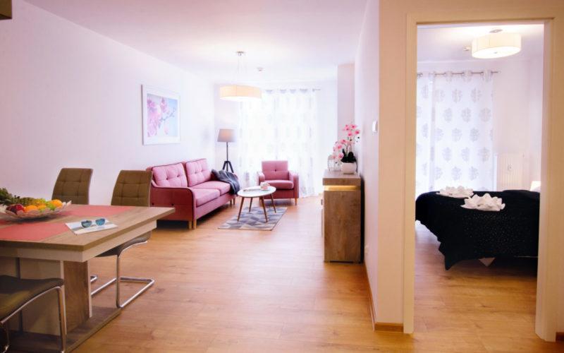 Apartament E210 Polanki Park-8