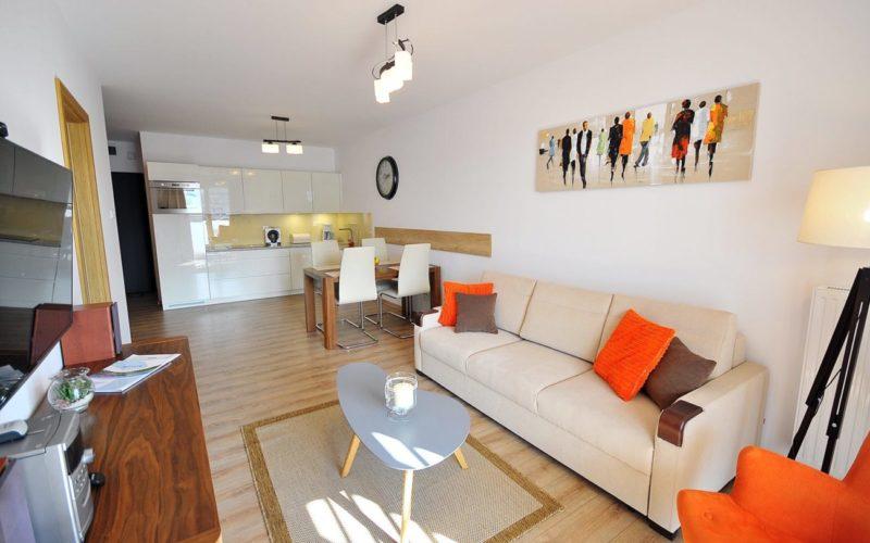 Apartament E308 Polanki Park-2