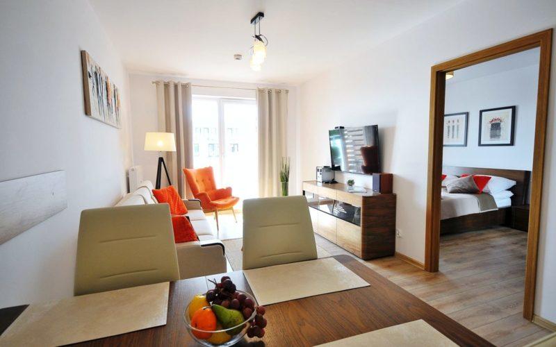 Apartament E308 Polanki Park-3