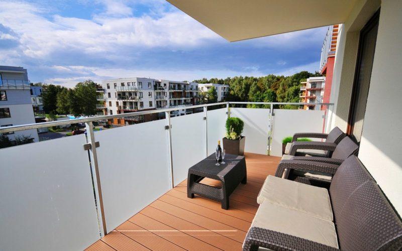 Apartament E308 Polanki Park-7