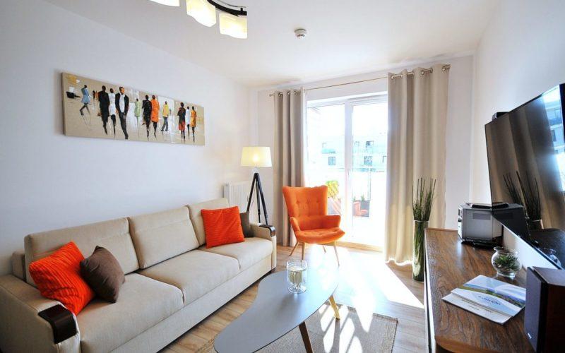 Apartament E308 Polanki Park