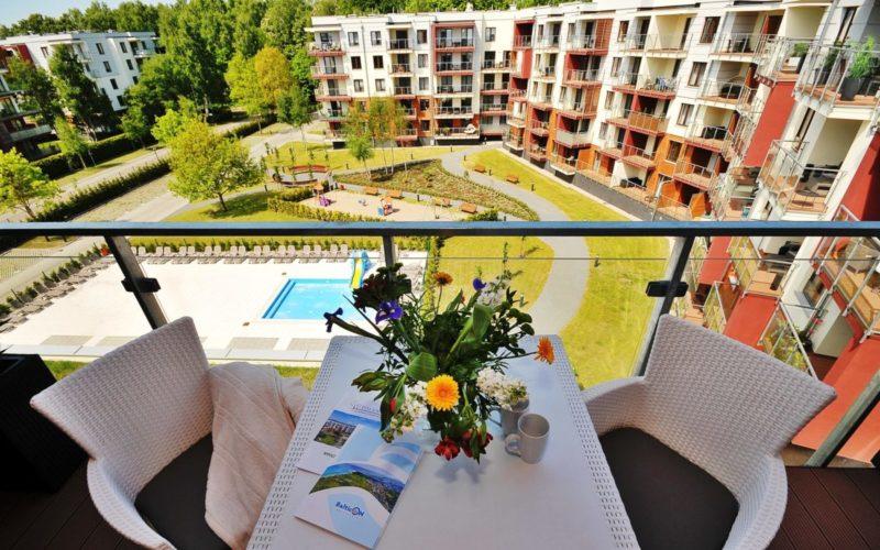 Apartament E404 Polanki Park-10