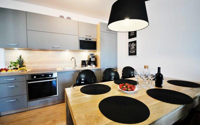 Apartament E404 Polanki Park-4