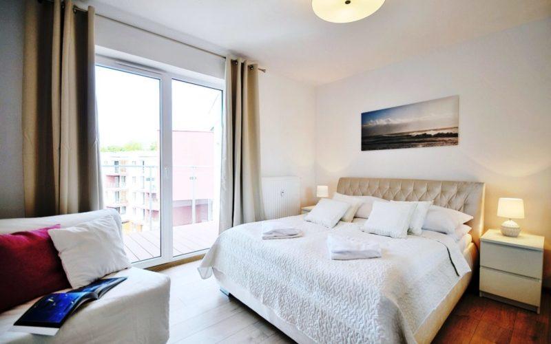 Apartament E404 Polanki Park-5