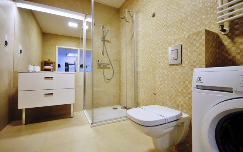 Apartament E404 Polanki Park-9