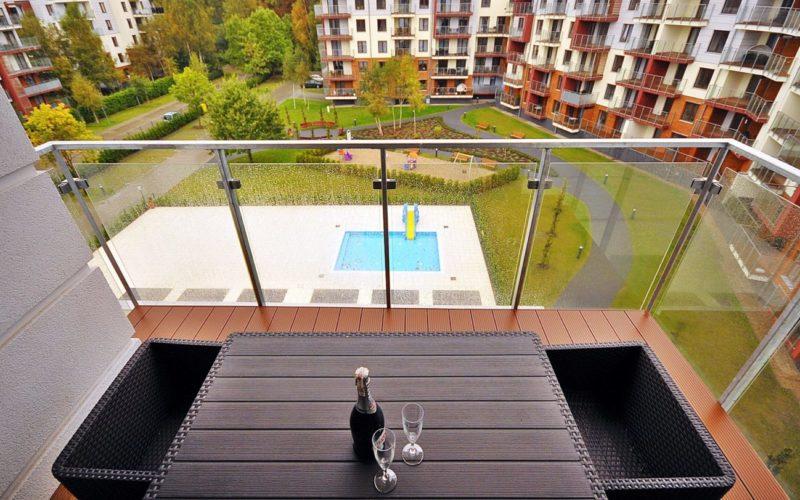 Apartament E405 Polanki Park-10