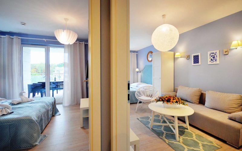 Apartament E405 Polanki Park-3